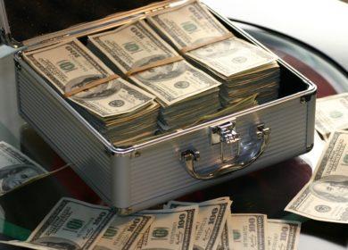 Bargeldeinfuhr in Iran