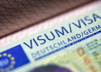 انواع ویزای تجاری آلمان
